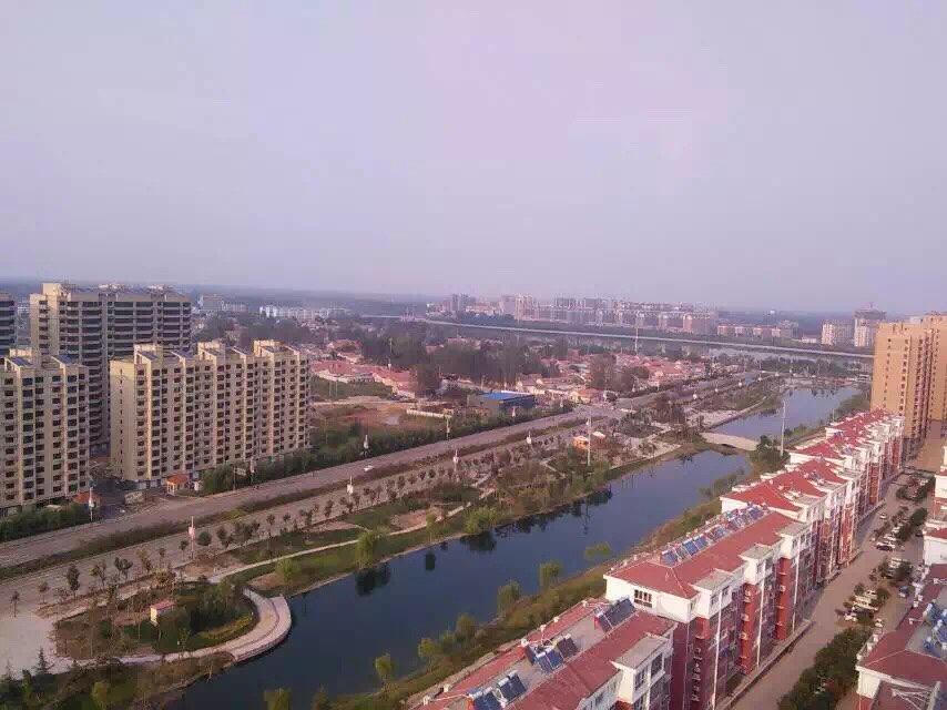 晒晒郓城2017城建棚改成绩单! 变新变亮变美华丽转身