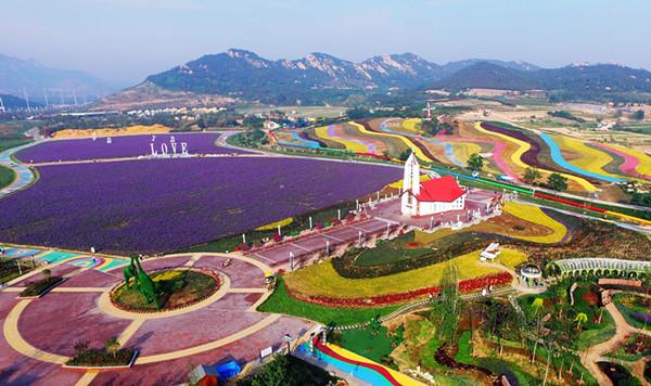 青岛再添一处国家4A级景区,西海岸生态观光园带动全域旅游