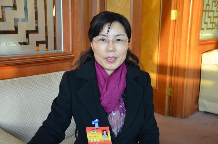 聚焦潍坊两会丨政协委员陈美霞:深化产教融合需建立有效的约束制度
