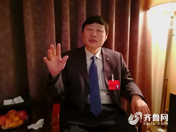 莱芜鲁能开源铁塔有限公司副总经理 邢志强.jpg