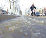 海丽气象吧丨山东道路结冰黄色预警持续 明天最低气温-6℃左右