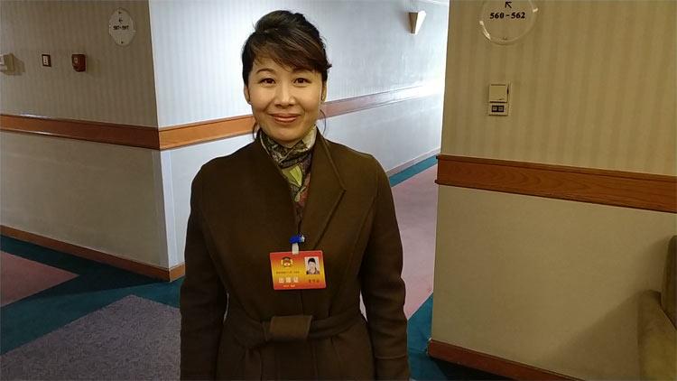 聚焦潍坊两会|委员曹芍芬建议加大对特殊艺术教育政策扶持