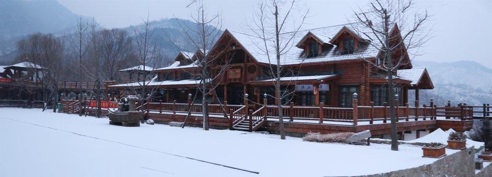 美!济南首雪后的九如山!这里的雪为你保留一周