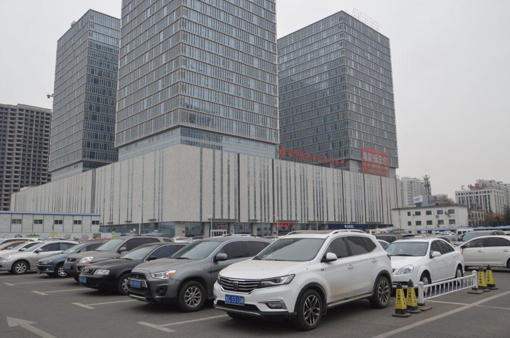 淄博高新区2018年将新建10处停车场 增加1050个停车位
