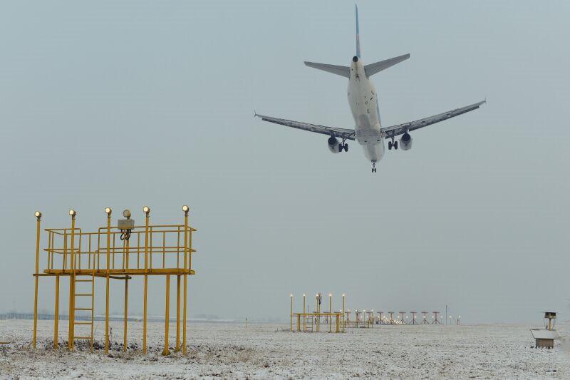 提前预警 雪后保通畅 青岛机场妥善应对2018年第一场雪