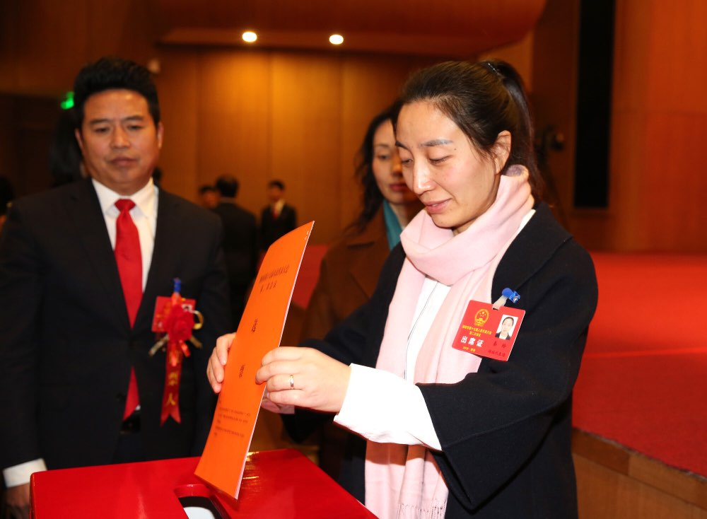 潍坊市十七届人大二次会议举行第三次全体会议
