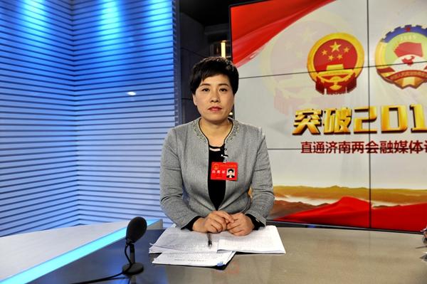 商河县县长郅颂:加快融入济南市发展大局