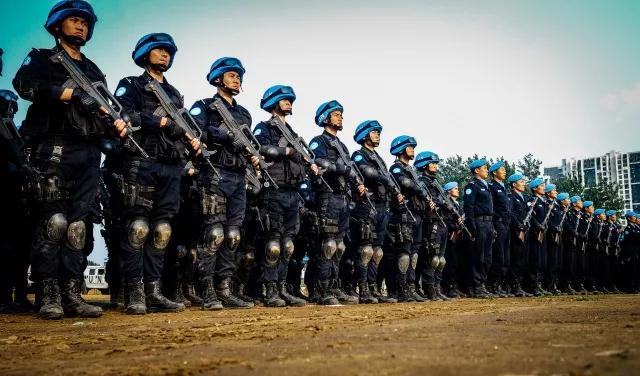 公安部常备维和警队招收2018年普通高等学校毕业生啦