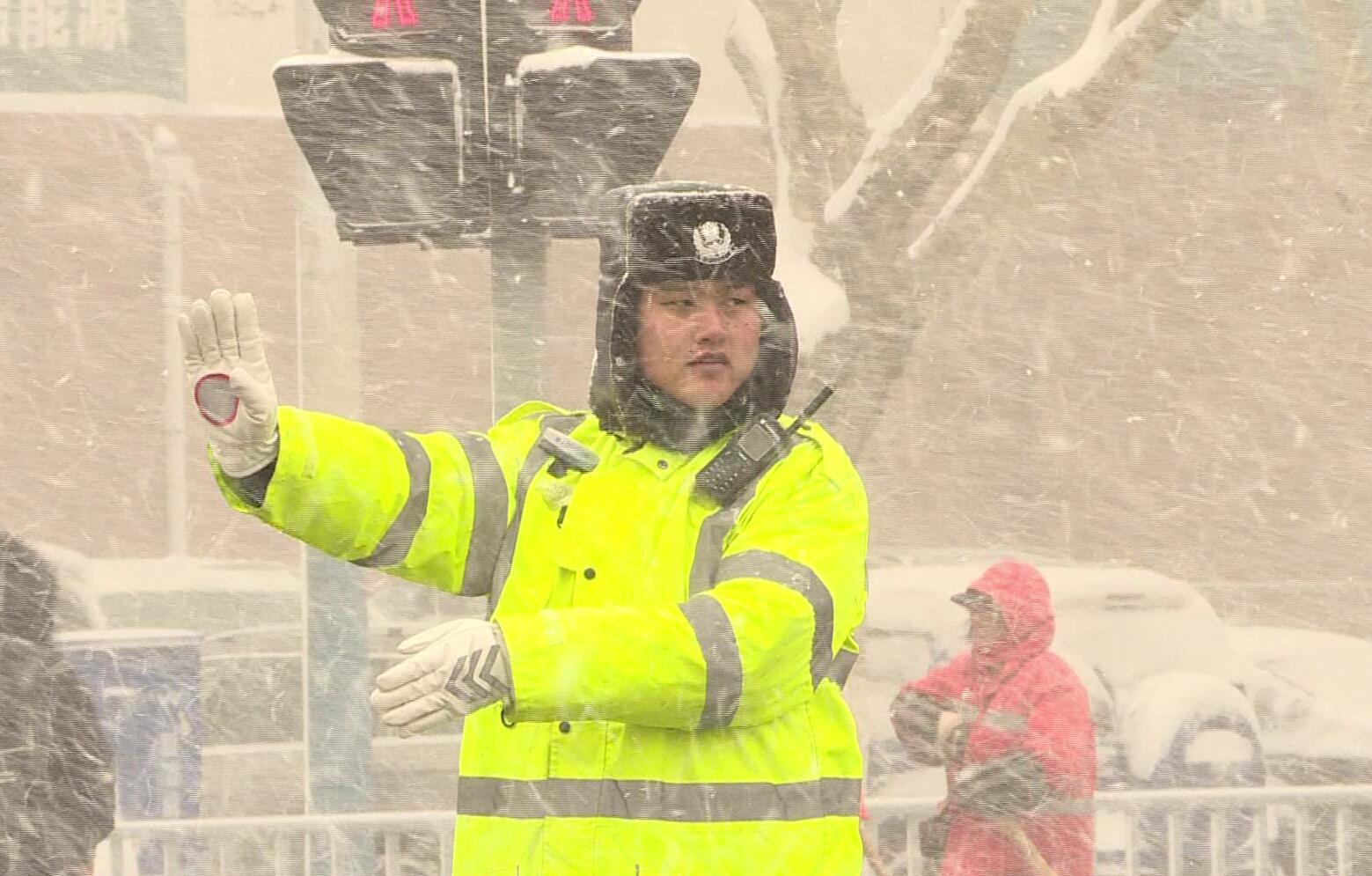 海丽气象吧丨威海迎来暴雪 山东多地气温跌破-10℃