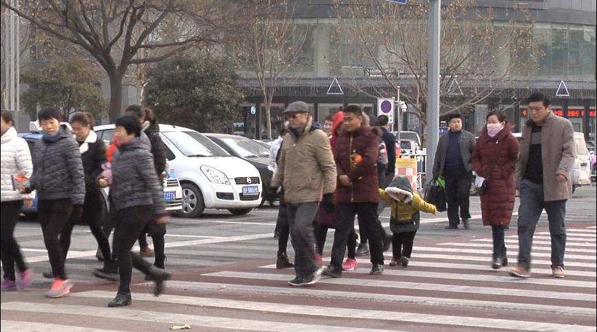 聊城交警支队长刘占军:2018年城区主干道通行率要提升15%以上