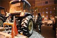凌晨3时出动 环翠区机械+人工作业确保道路通畅