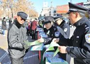 110宣传日 滨州110共接警情40余万起