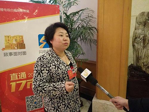 2018青岛两会|代表杨冰建议老楼加装电梯2/3同意即可
