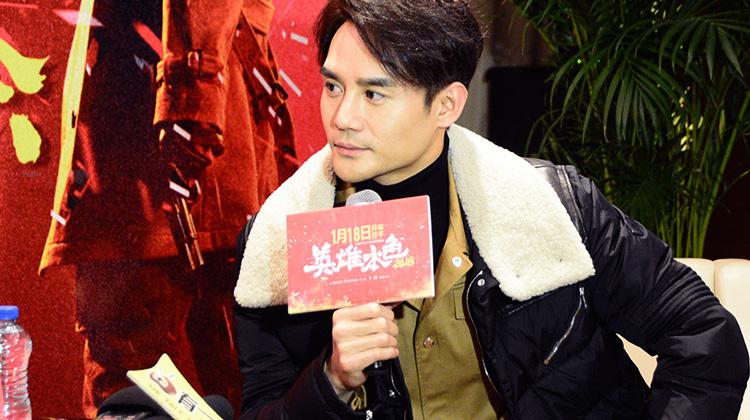 王凯宣传《英雄本色2018》大谈兄弟情 现场diss马天宇