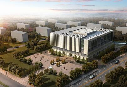 """淄博高新区将建设""""信息大厦""""  2019年底将建成"""