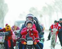 海丽气象吧|山东半岛局部将迎大雪 济南最高温-2℃左右