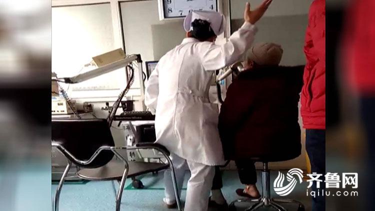 """当患者面""""跳舞""""护士:能让病人达到最佳检查结果,值了"""