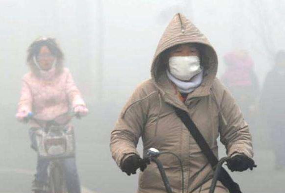 海丽气象吧|紧急!13市将现重污染天气 ,山东发通知应对