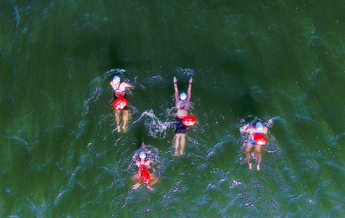 瞰新闻|零下2℃!千名冬泳好手约战济南大明湖