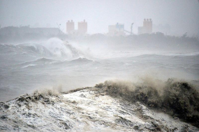 台风强度预报更准了!我国在台风强度预报偏差国际难题取得突破