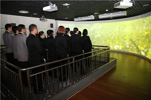 山东省防震减灾科普馆入选首批全国中小学生研学基地