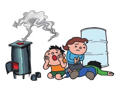临沂一家三口煤一氧化碳中毒!河东交警生命速递紧急护送就医