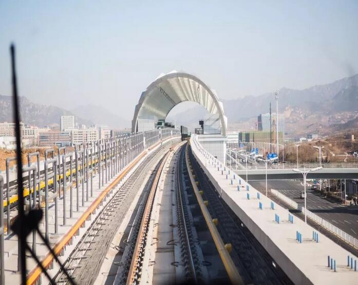 """青岛地铁11号线高清大图来袭 被誉""""最美地铁线"""""""