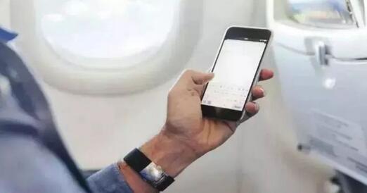 盘点丨手机飞行模式终于用上了!这些航空已解除手机禁令