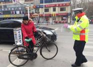 泰安2017年曝光非机动车、行人交通违法6000余起