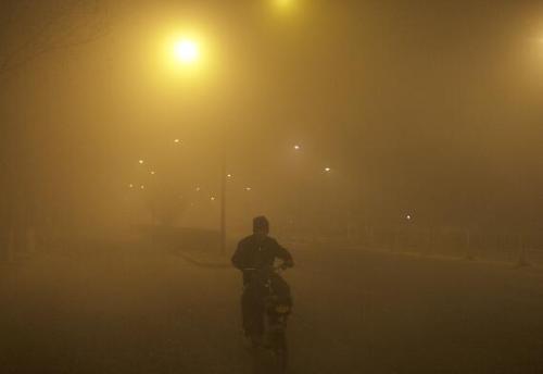 淄博今晚8点解除重污染天气橙色预警并终止II级应急响应