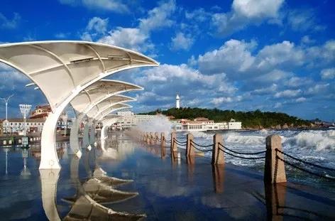 烟台荣获2017年度中国最具生活品味旅游城市