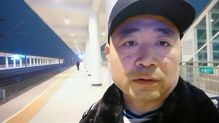我拍新山东丨石济高铁多便捷?既是工作人员又是乘客的他这样说