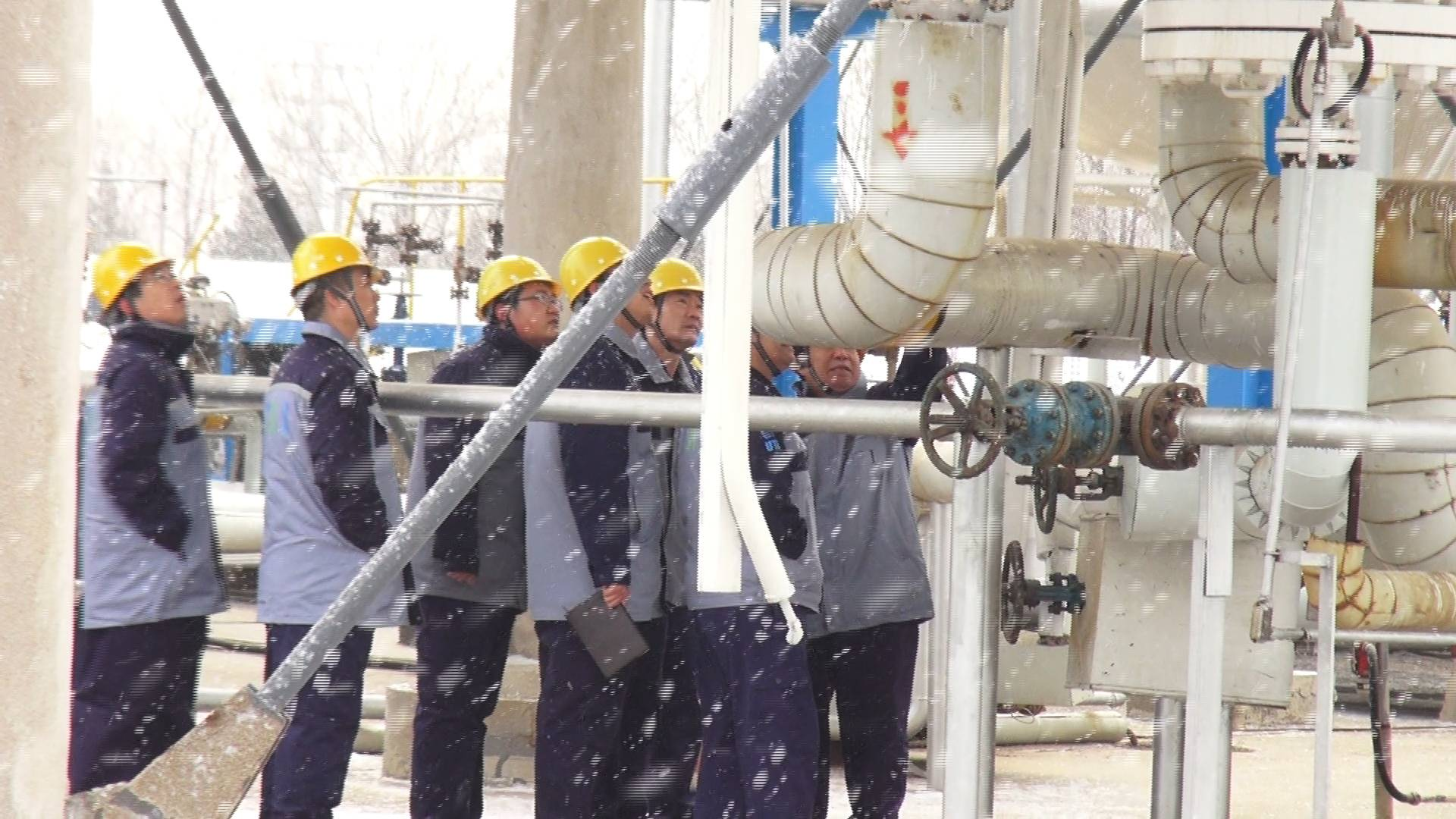小螺栓暗藏大风险 山东开展全省特种设备安全检查