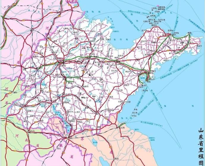 """山东启动""""交通强省""""战略 对收费期满一级公路停止收费"""
