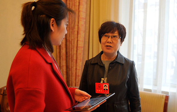 省人大代表钟敏:刑辩律师全覆盖 切实满足人民群众法律服务需求