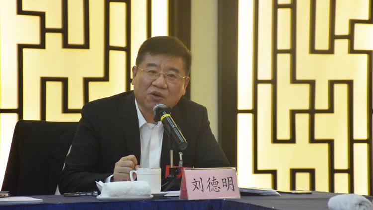 省政协委员刘德明:细化政商交往责任清单 推进服务企业提档升级