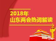 2018山东两会热词解读榜第三期:三环四横六纵铁路网等受关注