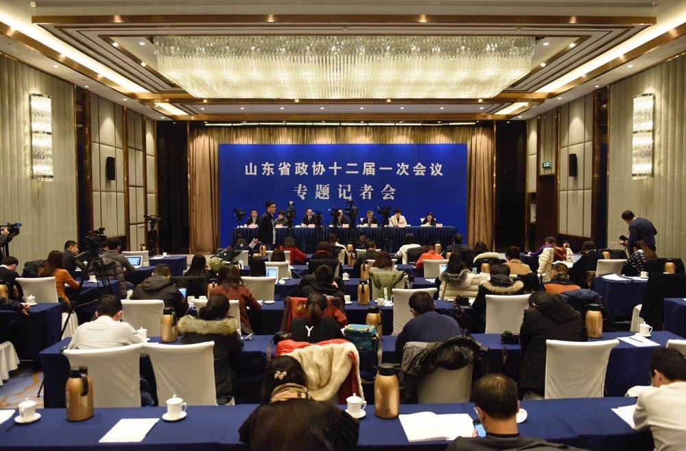 省政协委员吕建涛:济南实施人才新政 最高将给予1亿元综合资助