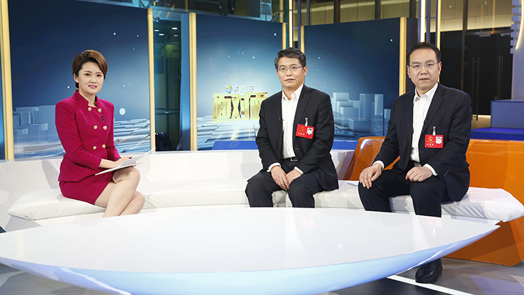 【代表委员面对面】⑧赵书刚:打造审批项目少、办事效率高、服务质量优的发展环境