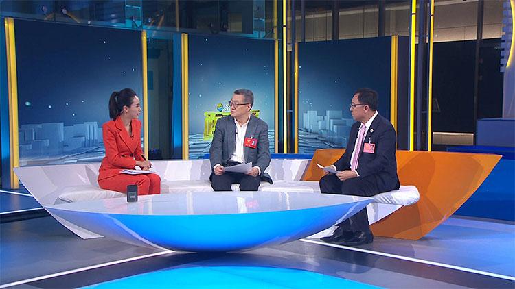 山东省政协海外顾问张汝惟:要制定最优惠政策把人才引进来、留得住