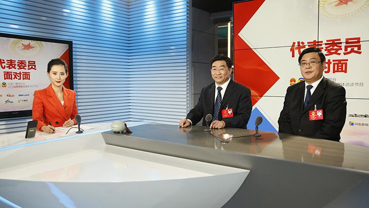 【代表委员面对面】⑩张继争:东明成为山东黄河滩迁建主战场