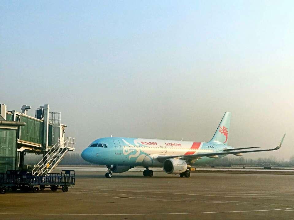 临沂机场开通杭州=临沂=长春航线 每周三班