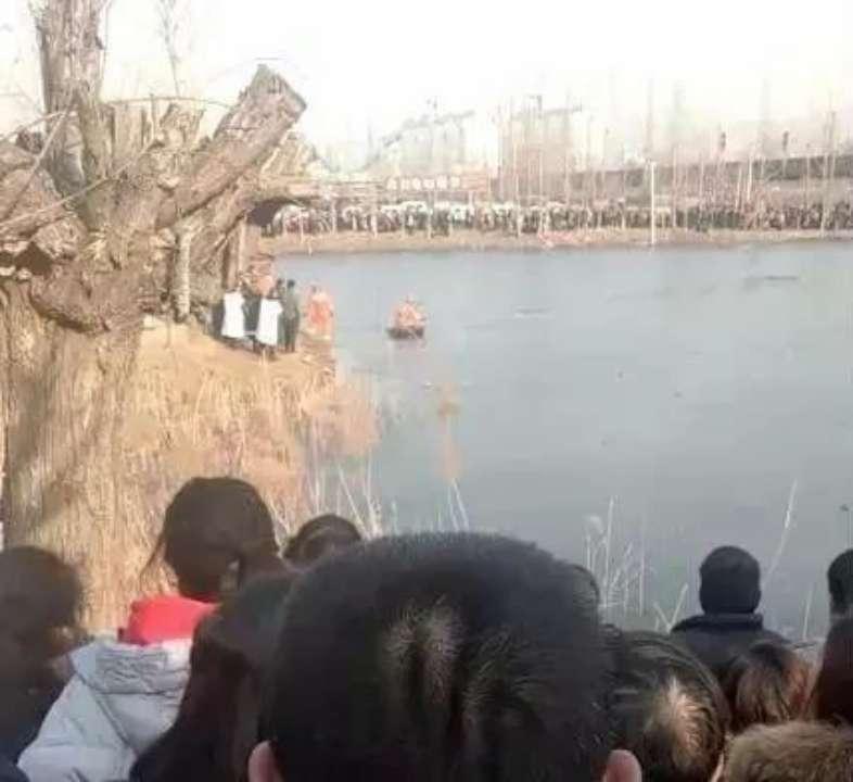 """山东:冬季孩童溺亡事件频发""""野滑""""敲响安全警钟"""