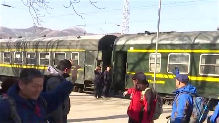 75秒|淄博这趟绿皮小火车开了40年 成为当地致富快车