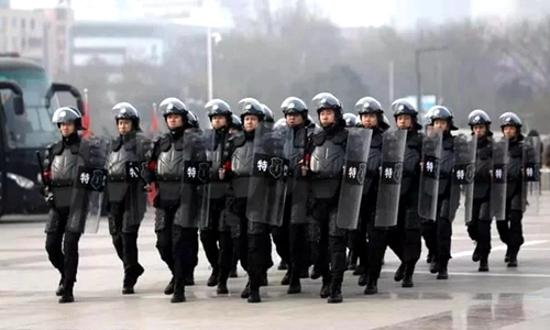 """临沂市公安局公布市县(区)两级""""扫黑办""""举报方式"""
