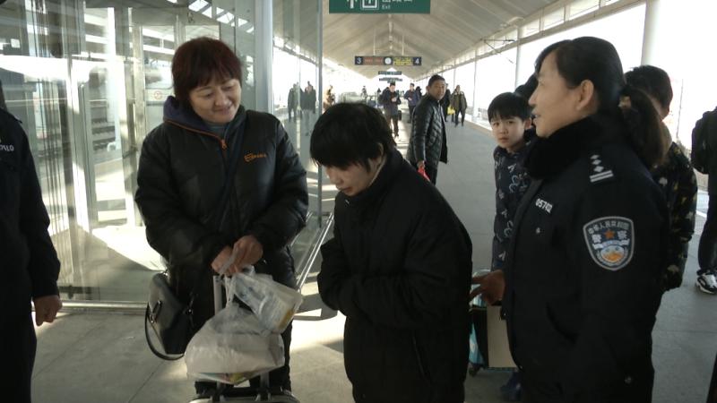 济宁警民同心让爱回家 大数据照亮流浪人员回家路