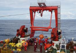 科学号归来,我国建成第一个深海实时科学观测网