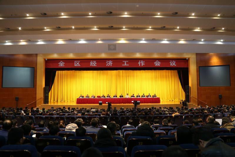 """潍坊高新区争当""""四个城市""""建设排头兵 全力迈向一流国家高新区"""