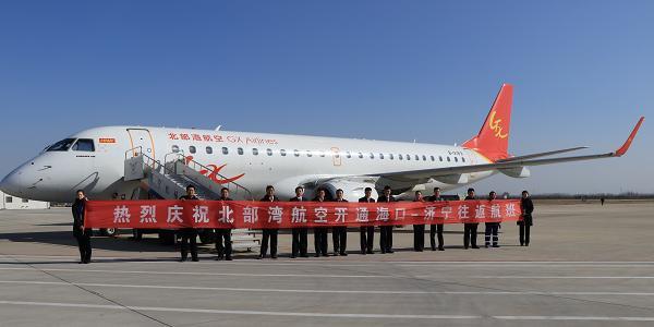济宁机场春运期间加密至海口航线 2月2日起每日一班