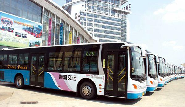 青岛公交线路春节精准加密班次 方便市民旅游、探亲、购物